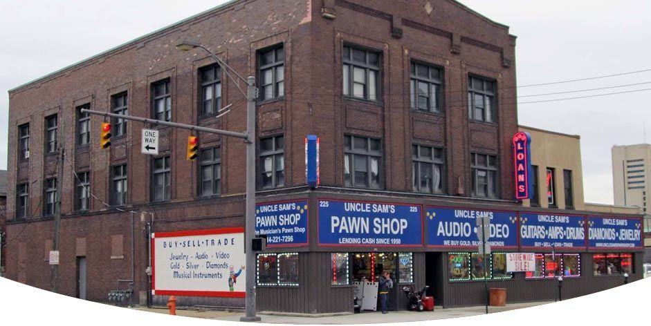 Pawn Shops Columbus Ohio >> Uncle Sam S Pawn Shop Columbus Ohio Pawn Broadway