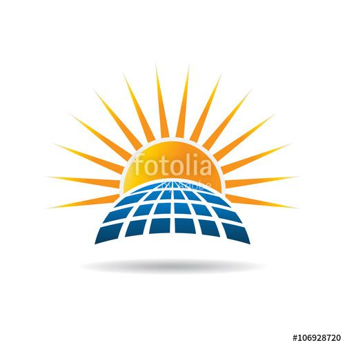 Solar Energy Saving Design Flat Fashion Design Png Transparent Clipart Image And Psd File For Free Download In 2021 Energy Logo Solar Energy Savings Green Energy Solar
