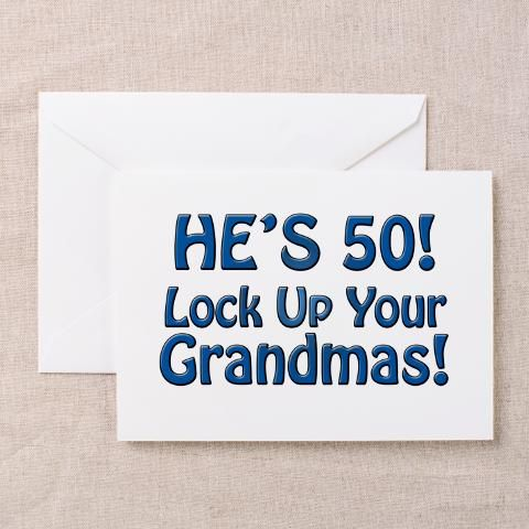Free Funny 50th Birthday Cards For Men – Funny 50th Birthday Cards