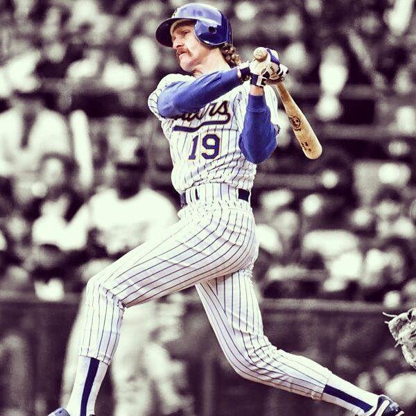 Robin Yount Robin Yount Mlb Baseball La Dodgers