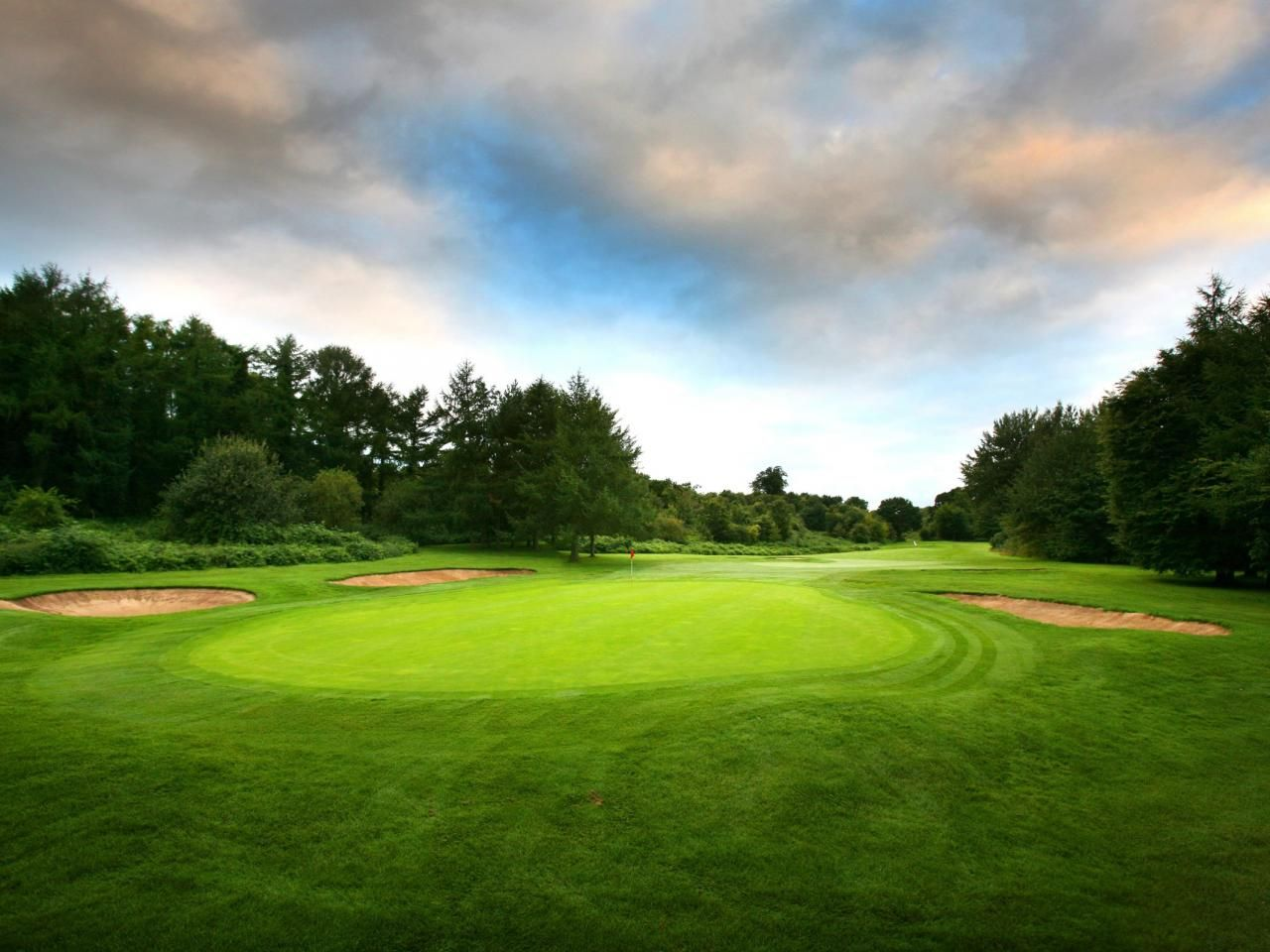 Golf Nature Green Grass Wallpapers Via Http Www Wallsave Com Golf Photography Golf Courses Golf Pictures