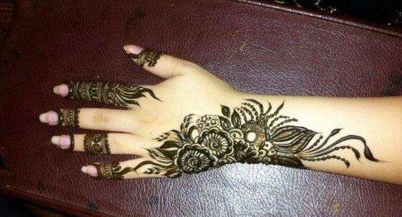 Latest Arabic Mehndi Design For Foot Valoblogi Com