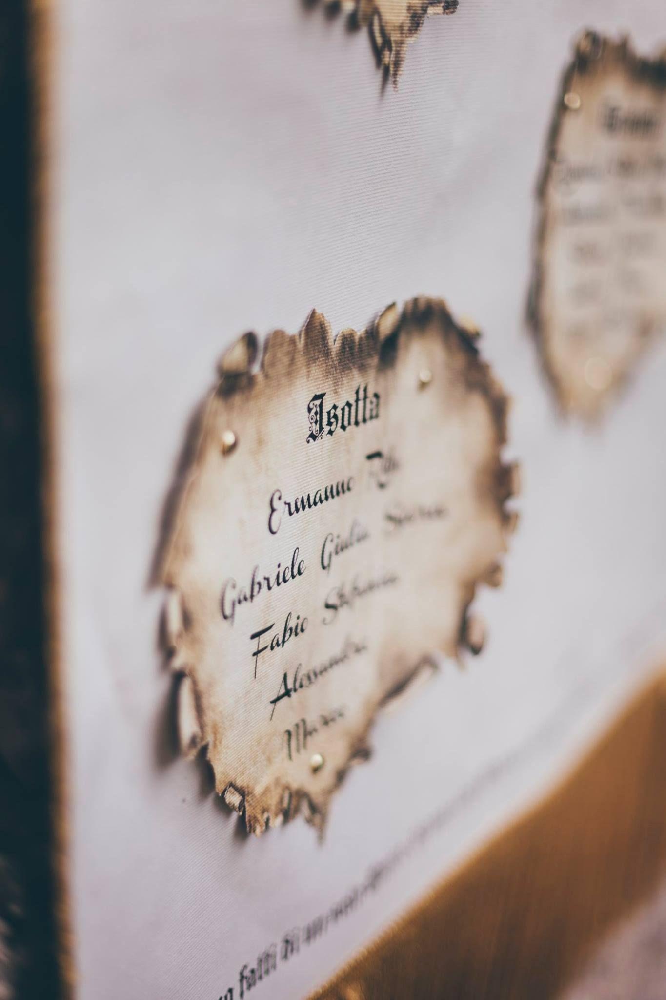 L Atmosfera Magica Di Un Matrimonio Originale In Perfetto Stile Medioevale Wedding Idea Matrimoni A Tema Matrimonio Tematico Idee Orig Camembert Cheese Wedding
