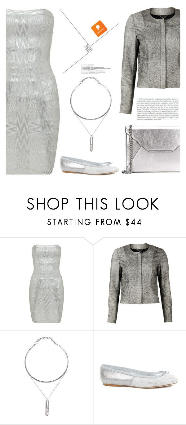 """""""Popmap 10"""" by deeyanago ❤ liked on Polyvore featuring MICHAEL Michael Kors, Stop Staring! and popmap"""