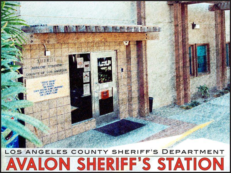 Pin On Avalon Sheriff S Station