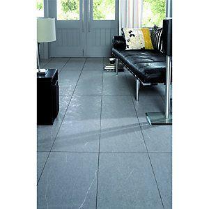 Wickes Pietra Piasentina Tile Effect Laminate Flooring | Kitchen ...