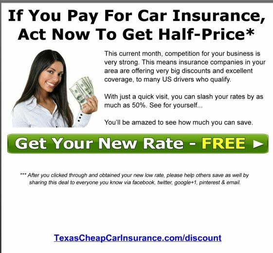 Stop Overpaying For Auto Insurance In Texas Visit Http