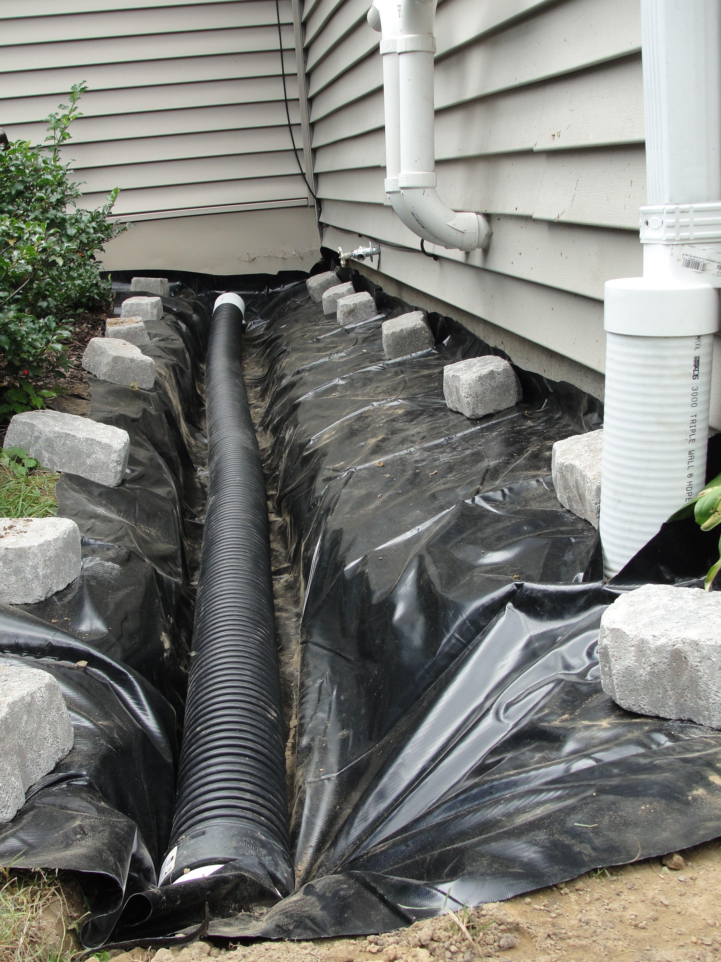 Stopping Water Leaks In Basement