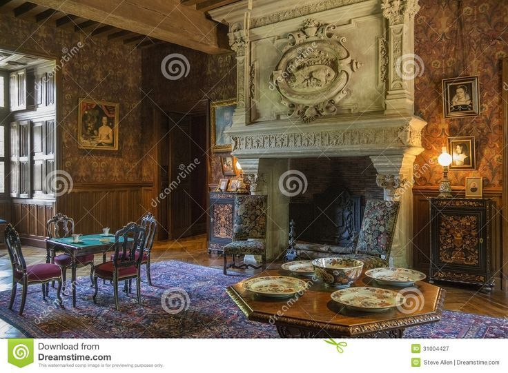 Image result for chateau chenonceau France interior design chateau ...