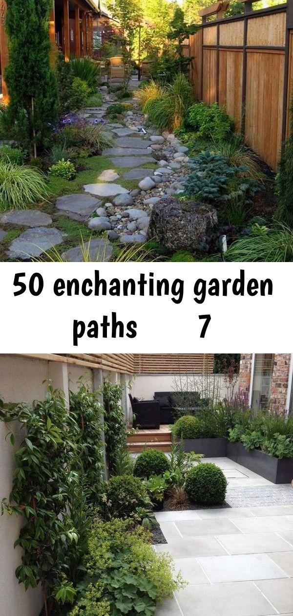 50 enchanting garden paths