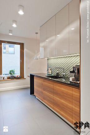 Resultado De Imagem Para Kuchnia Szary Dol Biala Gora Kitchen Room Design Modern Kitchen Design Kitchen Interior
