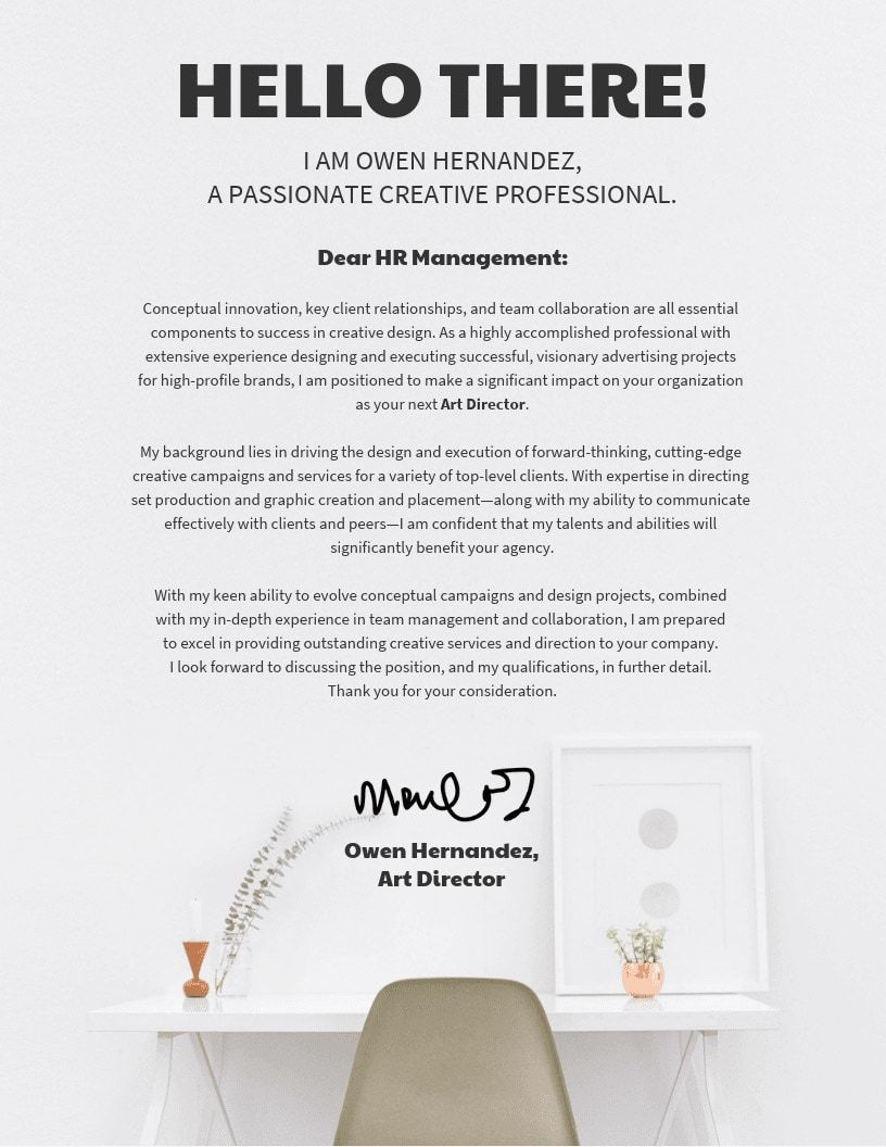 Corporate Cover Letter in 2020 (With images) Cover