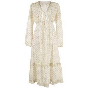 White peasant style dresses