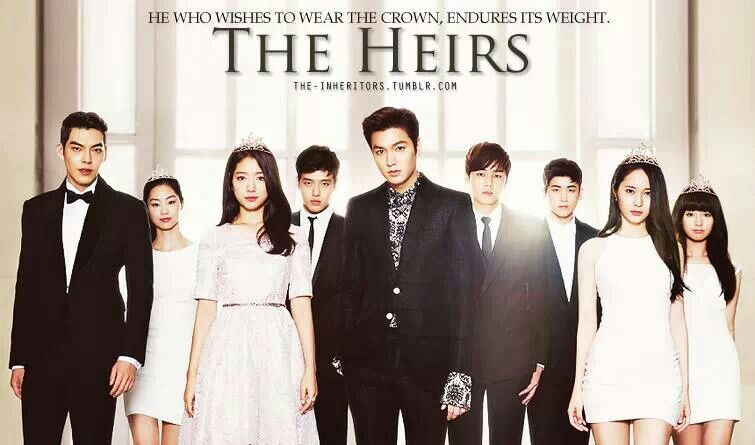 Heirs (2013) I assumed I would like this high school romantic drama, but I was very disappointed. The plot wandered, character development stalled, and dear lord, the sweaters were awful. Even Lee Min Ho couldn't redeem this. The only bright spot was a strong performance by Kim Woo-bin as the bad boy longing for love. - s.e.t.