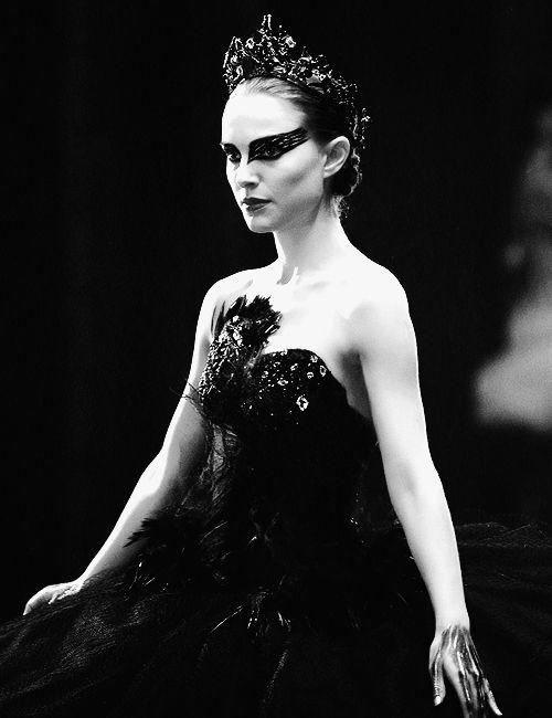 Natalie Portman - Black Swan - make up was incredible