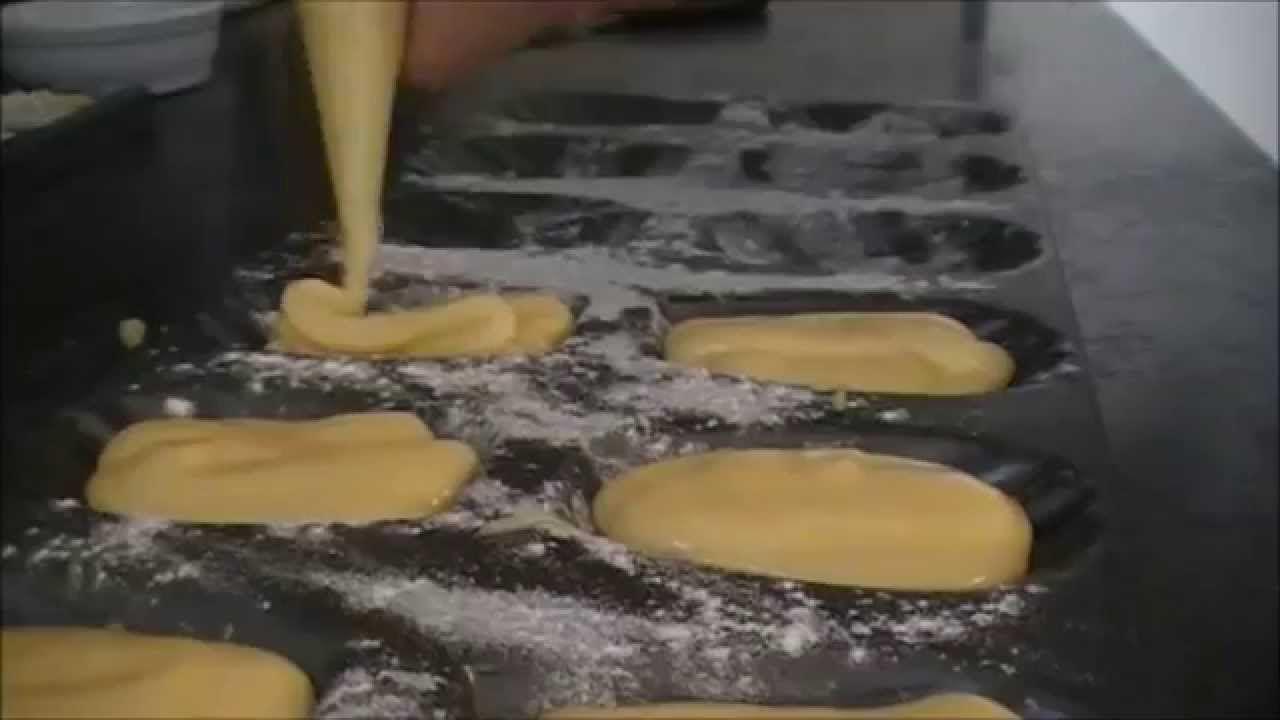 Madeleines au sucre perlé - Sarahtatouille