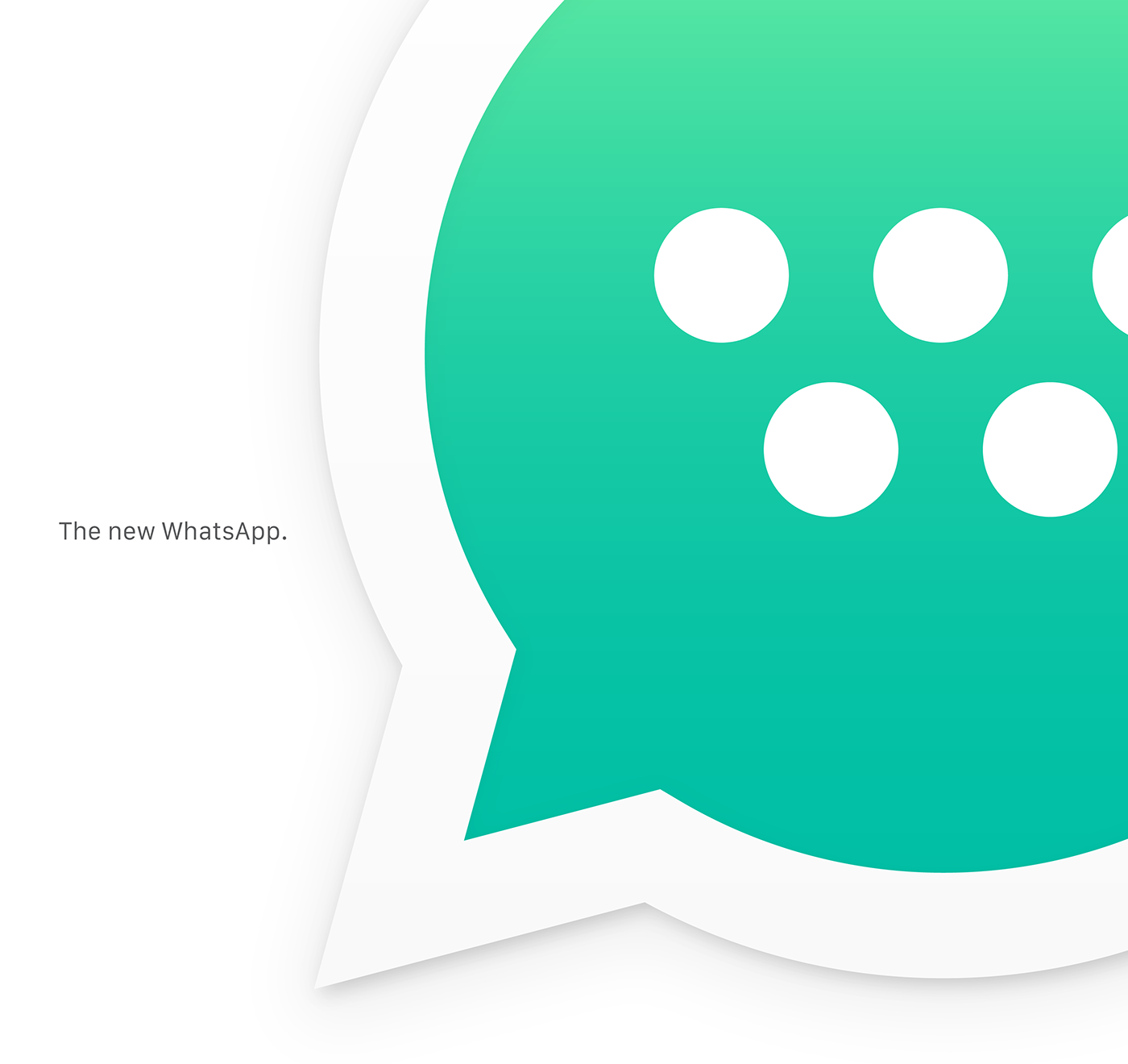 Rebranding Whatsapp And New Idea For Fb Messenger Only