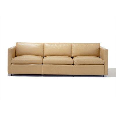 Knoll ® Pfister Sofa with Arm | AllModern