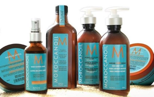 Morrocan oil is truly magic in a bottle when it comes to your hair