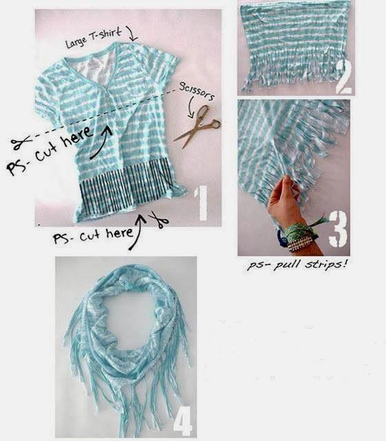 Dream House: Da maglia a........sciarpa