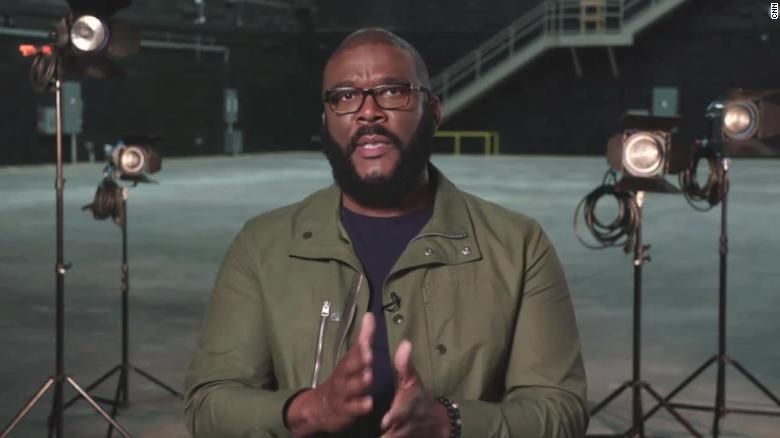 Tyler Perry, who was once homeless, is now a billionaire, Forbes says - CNN