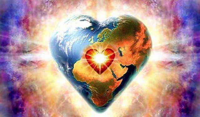 Luna Azul - Mi lugar de relax y aprendizaje: Equilibrar el chakra del corazón.