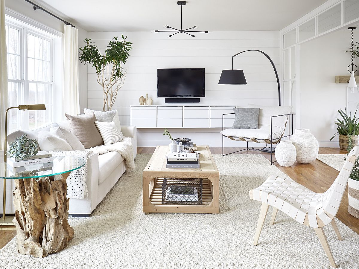 Pin On Home #small #white #living #room