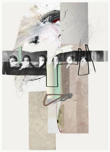 "Saatchi Art Artist Sander Steins; Photography, ""6 Sisters -edtition 1/3-"" #art http://www.saatchiart.com/art/Photography-6-Sisters-edtition-1-3/286282/2658770/view"