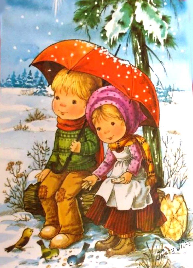 Mary may nostalgie und mehr pinterest weihnachtsbilder holzarbeiten und karten - Niedliche weihnachtskarten ...