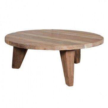 Stolik Kawowy Z Drewna Tekowego Hk Living Teak Coffee Table Table Coffe Table