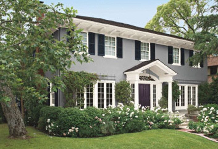 Exterior Paint Colors and Ideas at The Home Depot | Home is Where ...