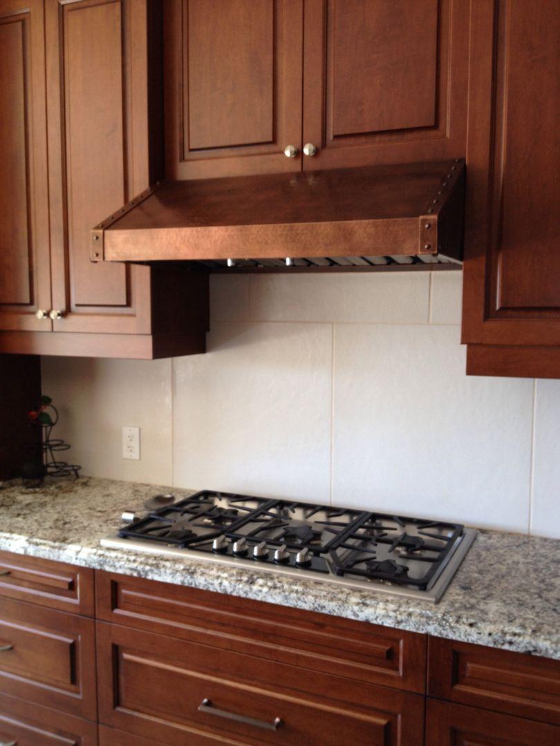 Image Result For Under Cabinet Hammered Copper Range Hood Copper Range Hood Kitchen Renovation Range Hood