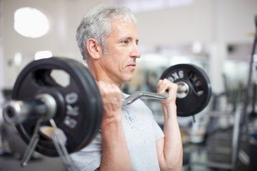 weight training for 60yearold men  livestrong in