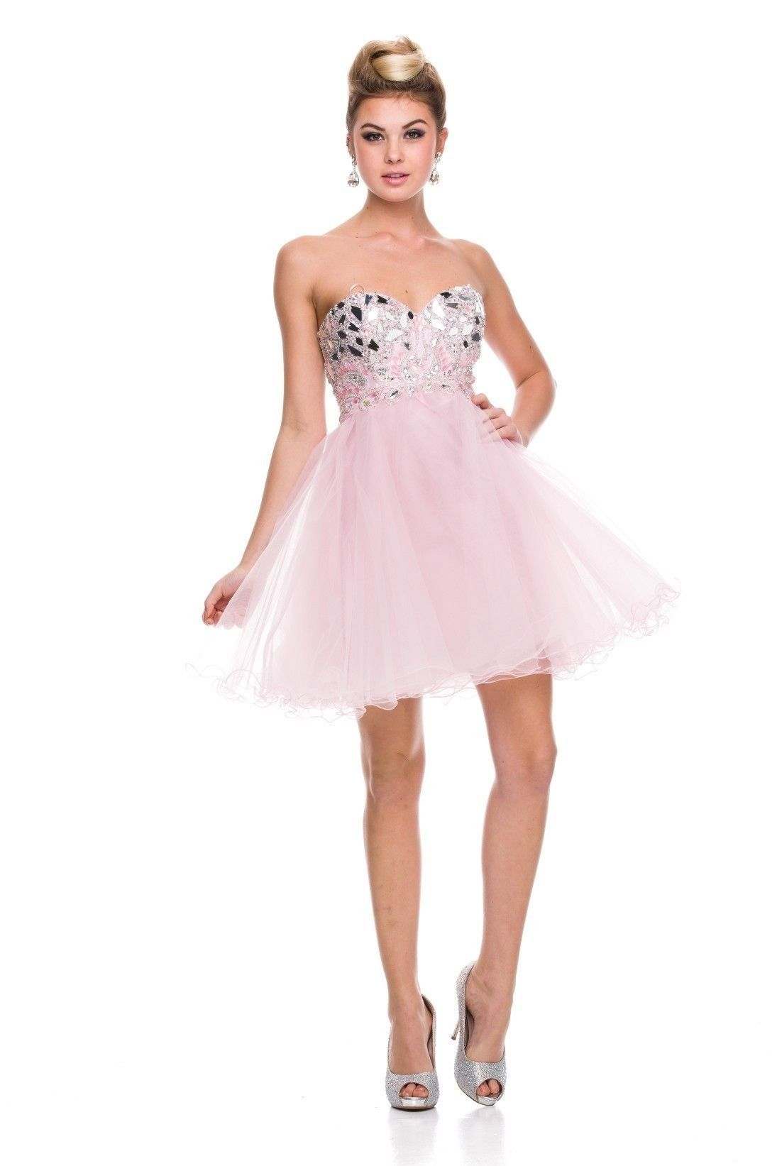 Prom Dresses Long Formal White Background