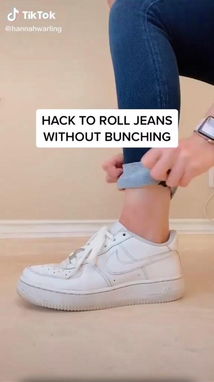 Jean Hack Video Diy Clothes And Shoes Diy Clothes Videos Diy Fashion Clothing