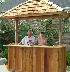 Pool Tiki Bar Ideas backyard bar ideas bar and footrest attached garden design with backyard bar shed ideas with landscaping Build Your Own Tiki Bar