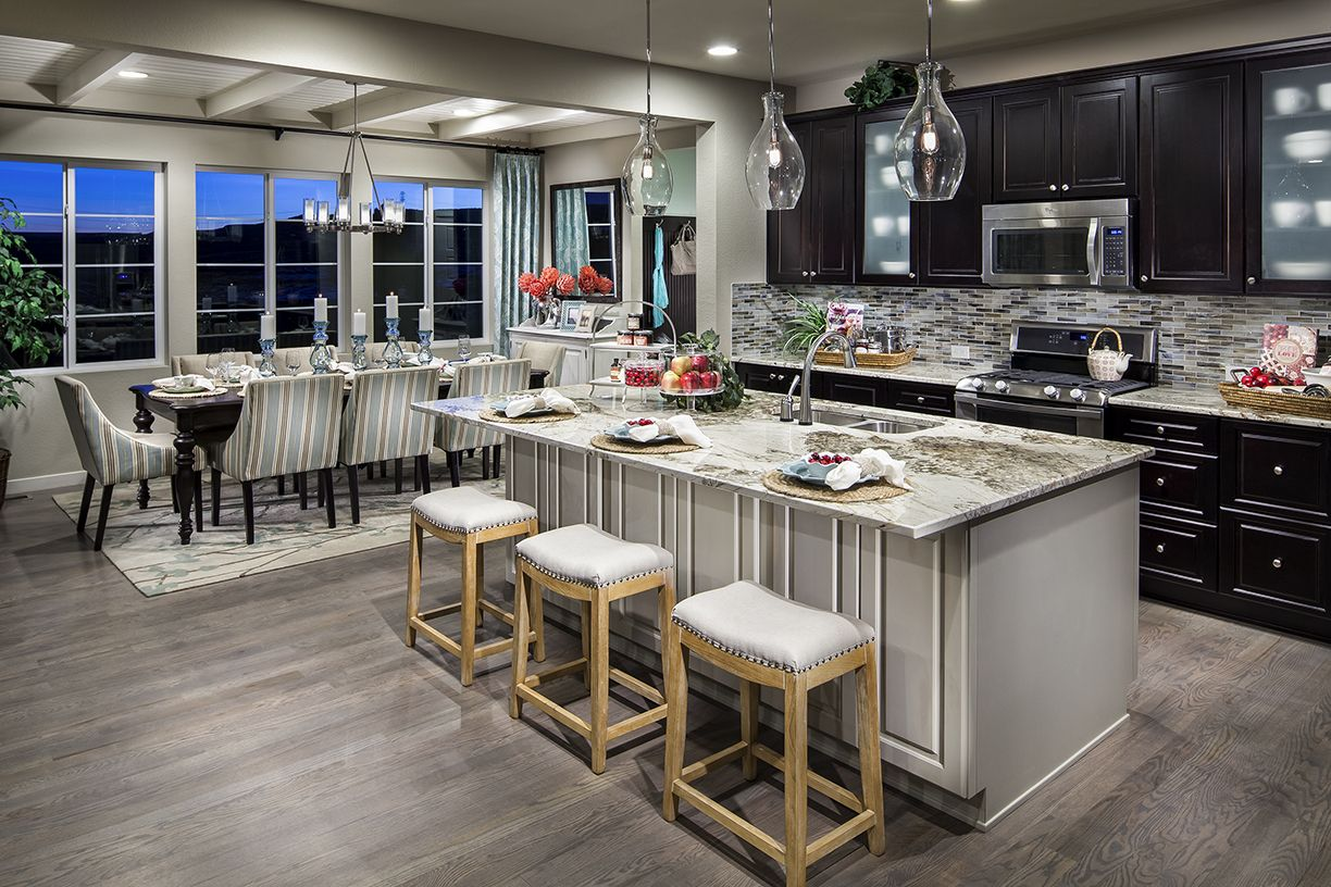What Is Your Favorite Aspect Of This Light And Bright Kitchen Stunning Colorado Kitchen Design Decorating Inspiration