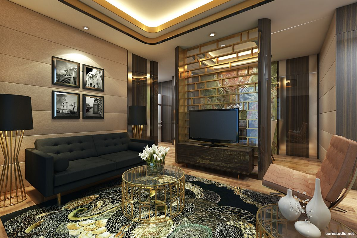2BR   Majestic Square on Behance