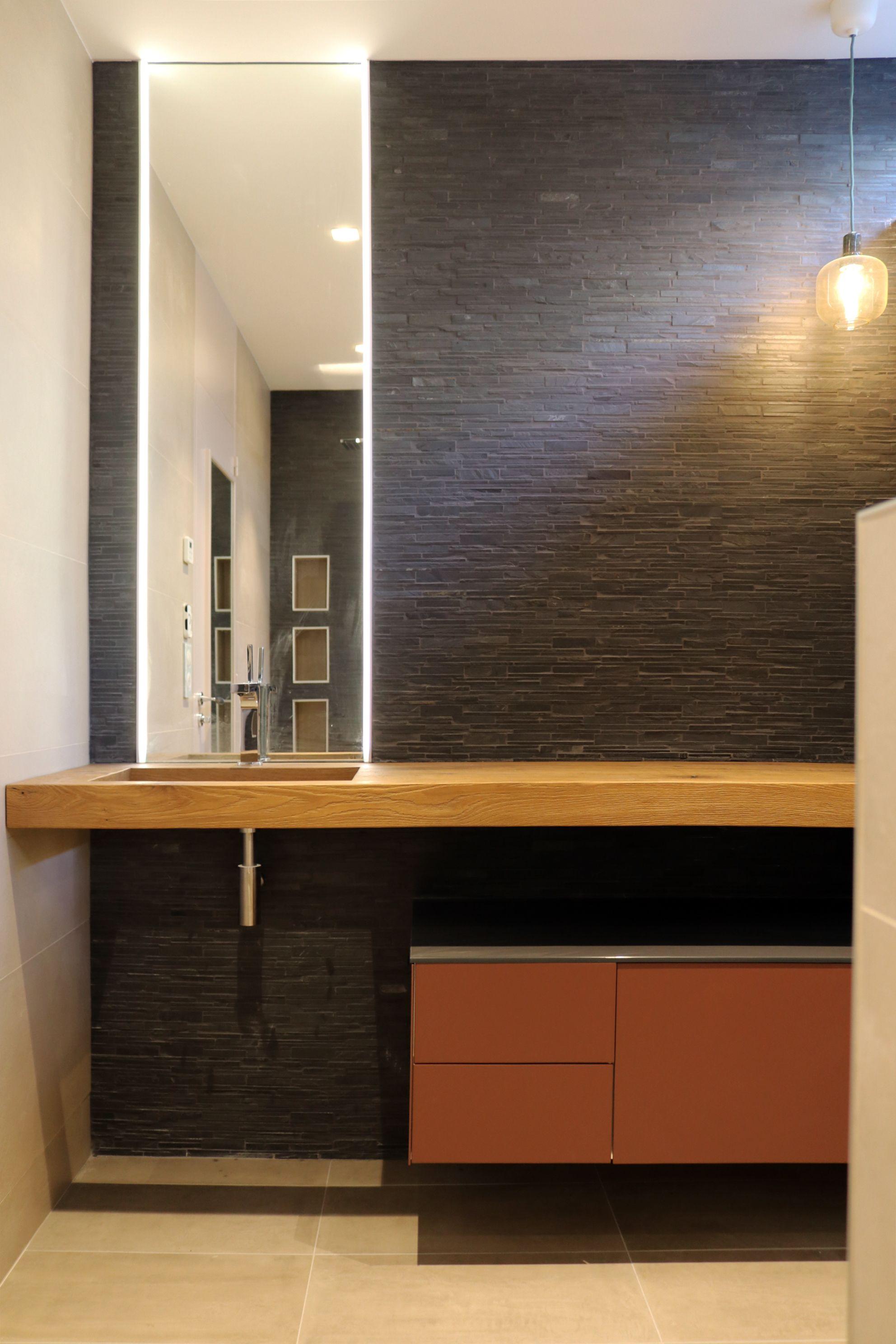 Ossibus Architecture D Interieur Renovation D Une Maison A Merignac Salle D Eau Interieur Home Design Inspiration Interior Maison Architecture Et Architecte Interieur