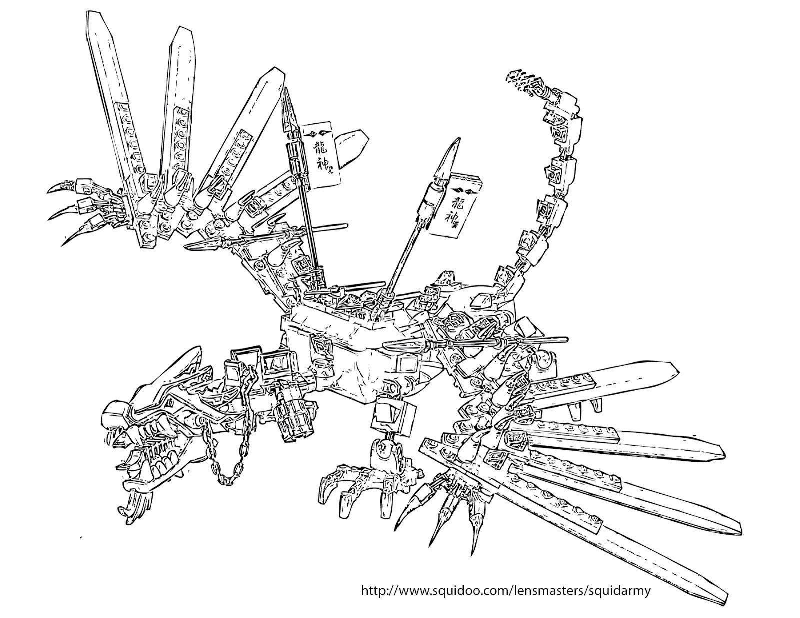 Ninjago Drachen Malvorlagen Ninjago Coloring Pages Dragon Coloring Page Coloring Pages