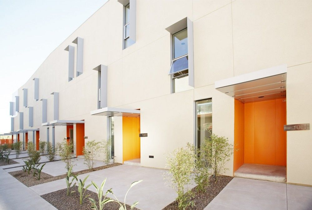 Scottsdale Arch House Modern Family House Architecture House
