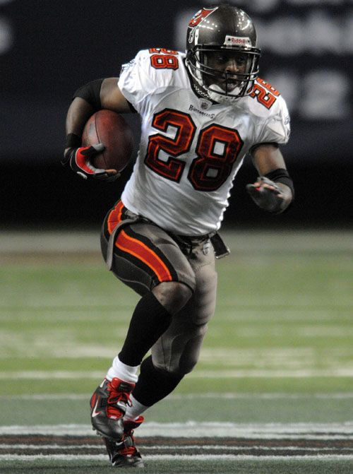 937ec93ff Image detail for -... » The Best Buccaneer… Warrick Dunn  - Tampa Bay Bucs  Football