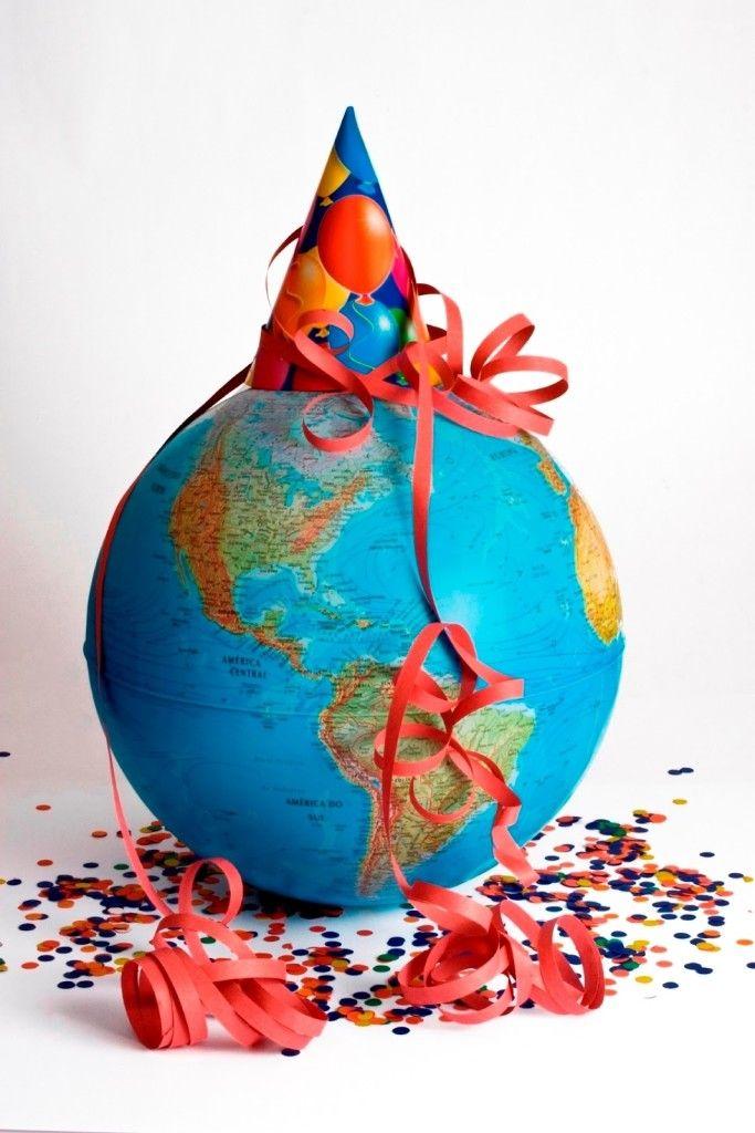 Birthday Cake For Teacher Of Cultures