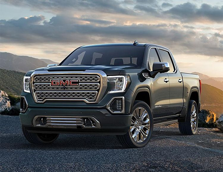 Gmc Introduces Next Gen 2019 Sierra Denali With Images Gmc
