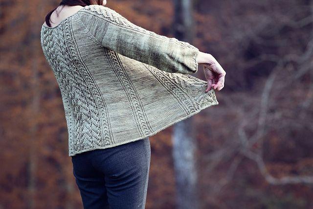 Ravelry: Rhonwen pattern by Jennifer Wood