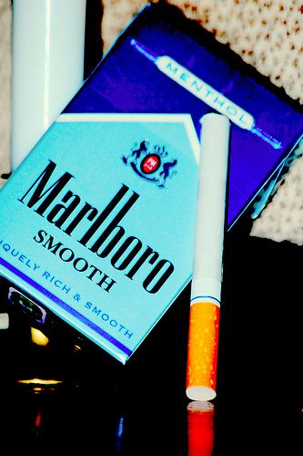 How much does a cigarettes Marlboro pack cost in Australia