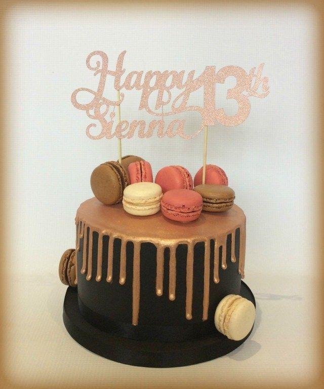 28 28th Birthday Cake Birthday Drip Cake 14th Birthday Cakes