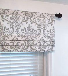 Merveilleux House · Bathroom Window CurtainsBathroom WindowsWindow ValancesKitchen ...