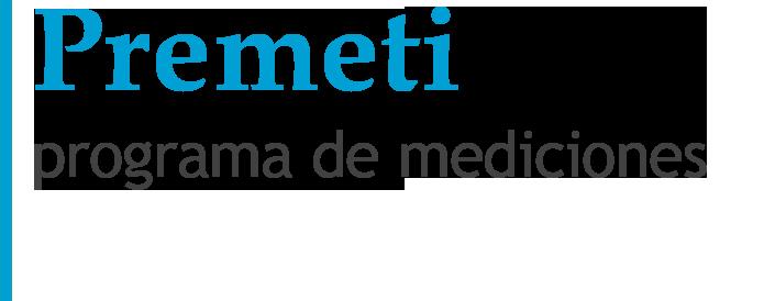 PREMETI 2013: programa de mediciones y presupuestos
