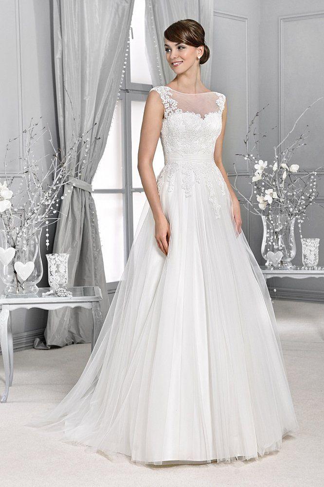 Brautkleid - 9329 | Hochzeitshaus Stuttgart | wedding | Pinterest ...